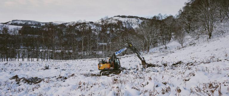 Sustainable Ground Preparation